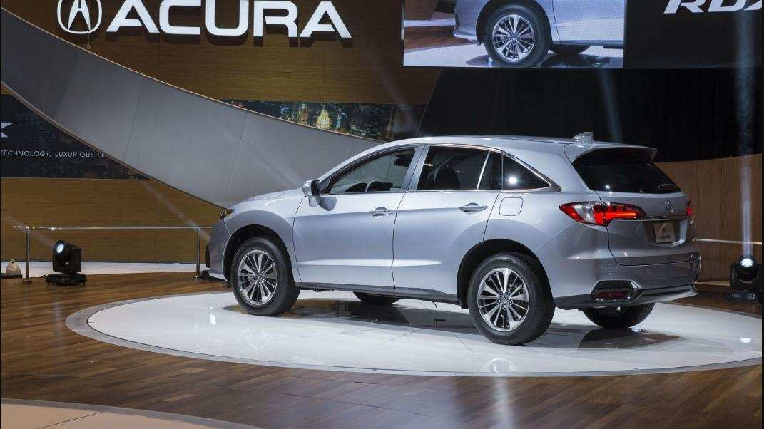 63 All New Acura Rdx Type S 2020 Release