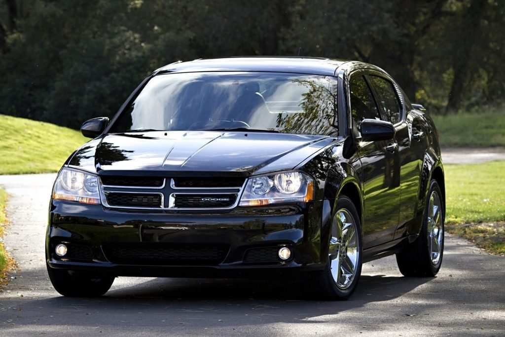 63 All New Dodge Avenger 2020 Images
