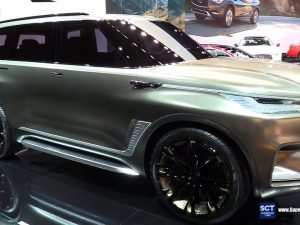 63 All New Infiniti 2020 Qx80 Concept and Review
