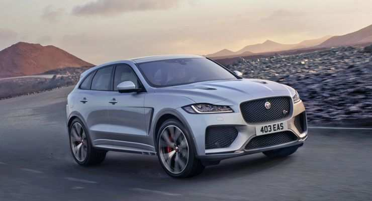 63 All New Jaguar J Pace 2020 Redesign And Concept