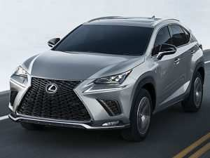 63 All New Lexus Nx 2020 Colors Overview