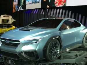 63 All New Subaru Viziv Sti 2020 History