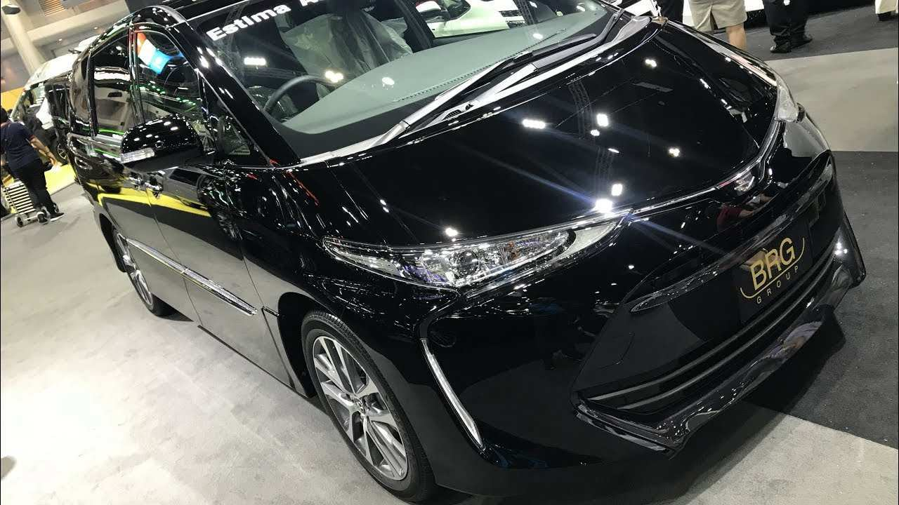 63 All New Toyota Estima 2019 Price And Review