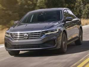 63 All New Volkswagen Passat 2020 Usa Engine