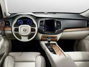 63 All New Volvo Electric Vehicles 2019 Interior