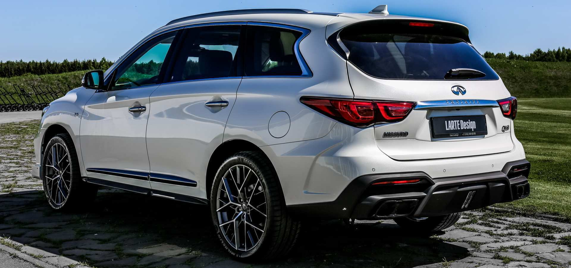 63 All New When Does The 2020 Infiniti Qx60 Come Out Release