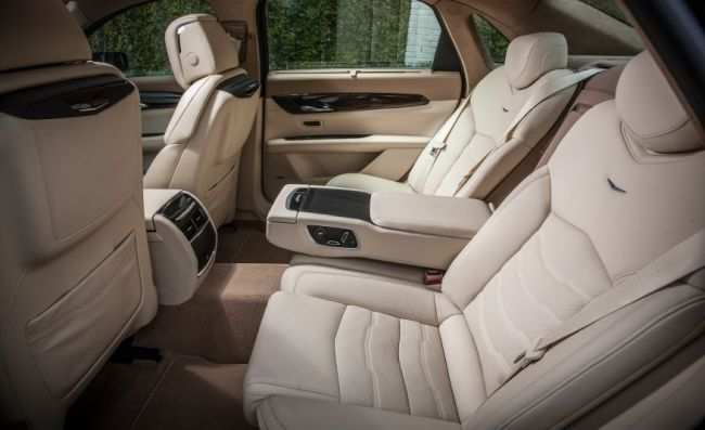 63 Best 2019 Cadillac Ct8 Interior Redesign