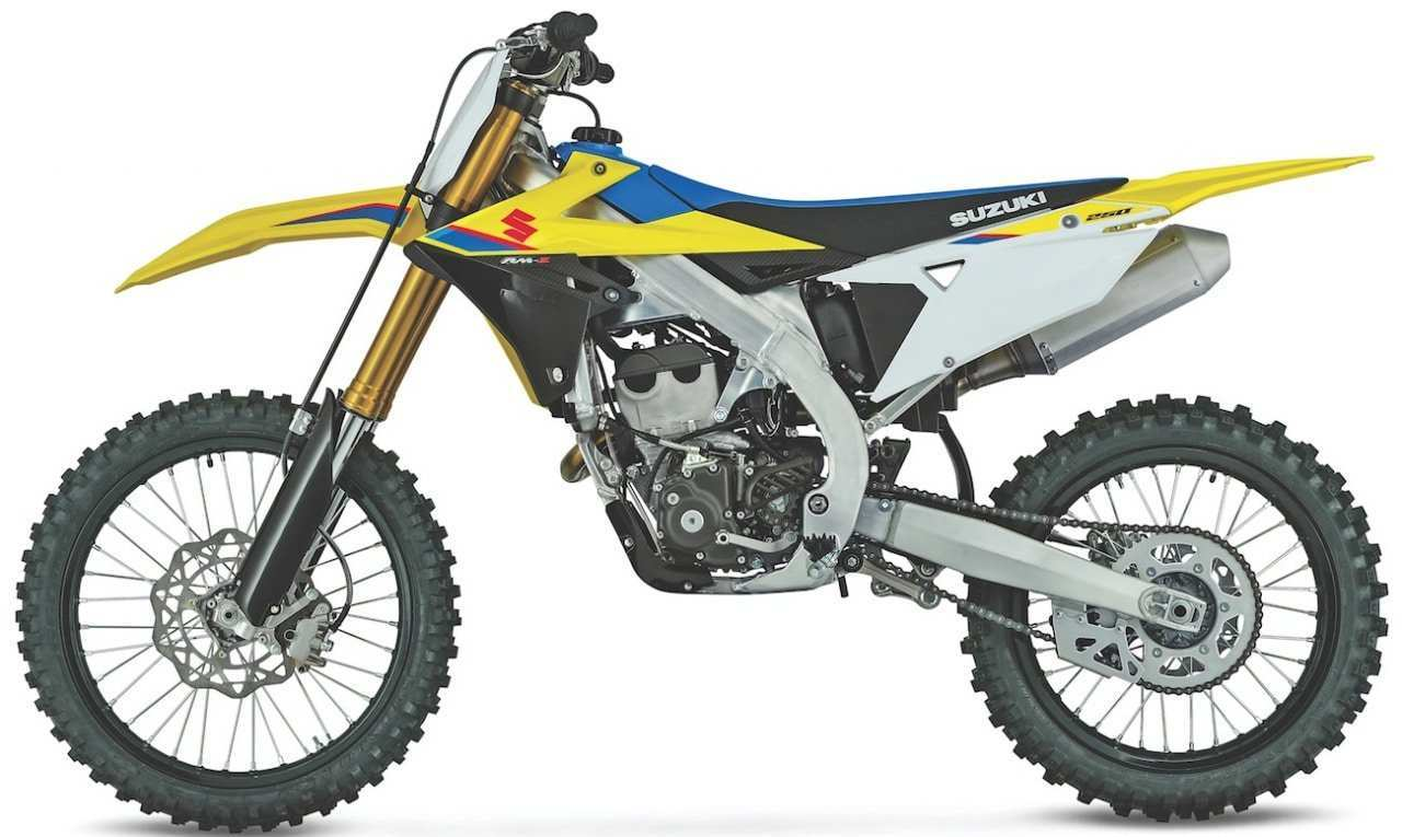 63 Best 2019 Suzuki Motocross Concept And Review
