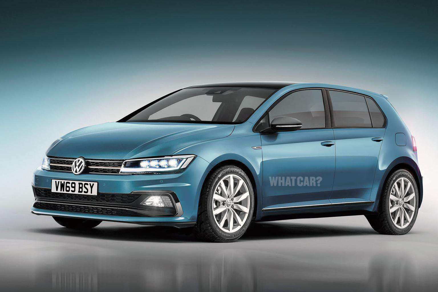 63 Best 2019 Vw Golf Mk8 Performance And New Engine