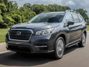 63 Best 2020 Subaru Ascent New Model and Performance