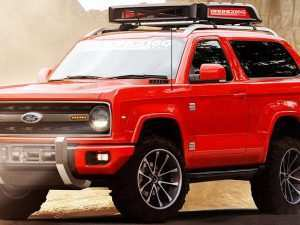 Ford Ute 2020
