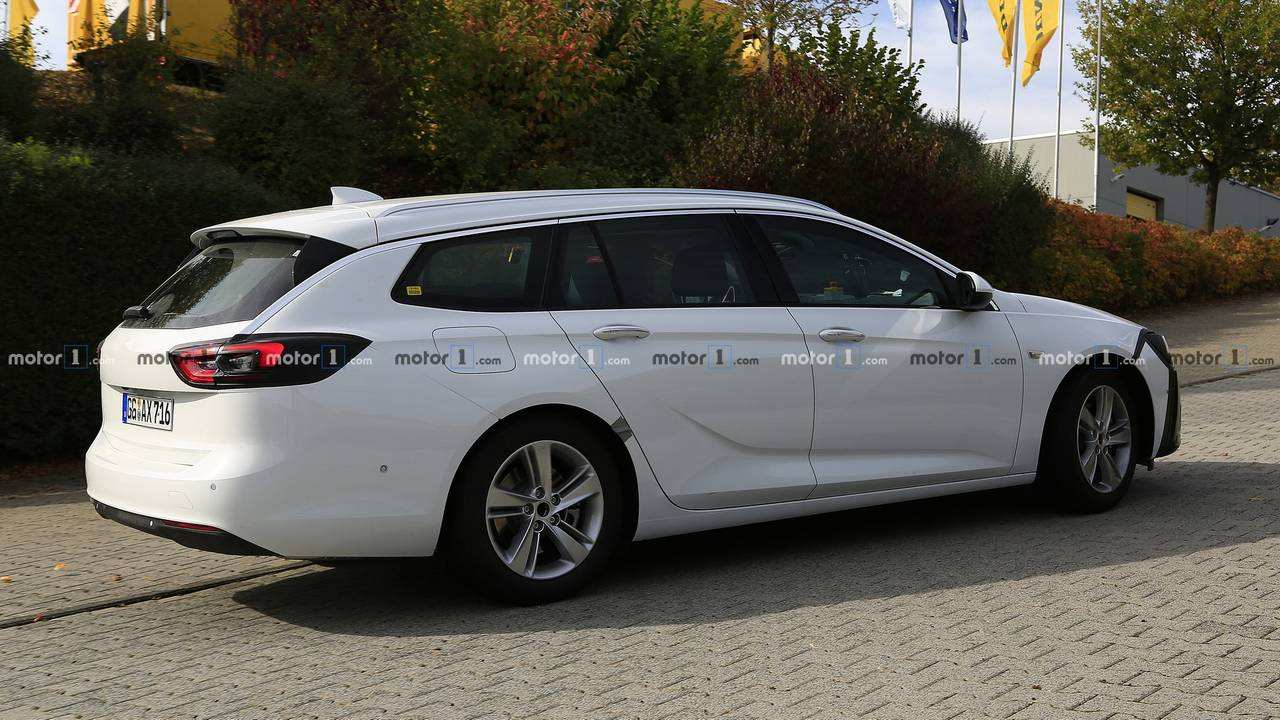 63 Best Nouvelle Opel Insignia 2020 Spesification
