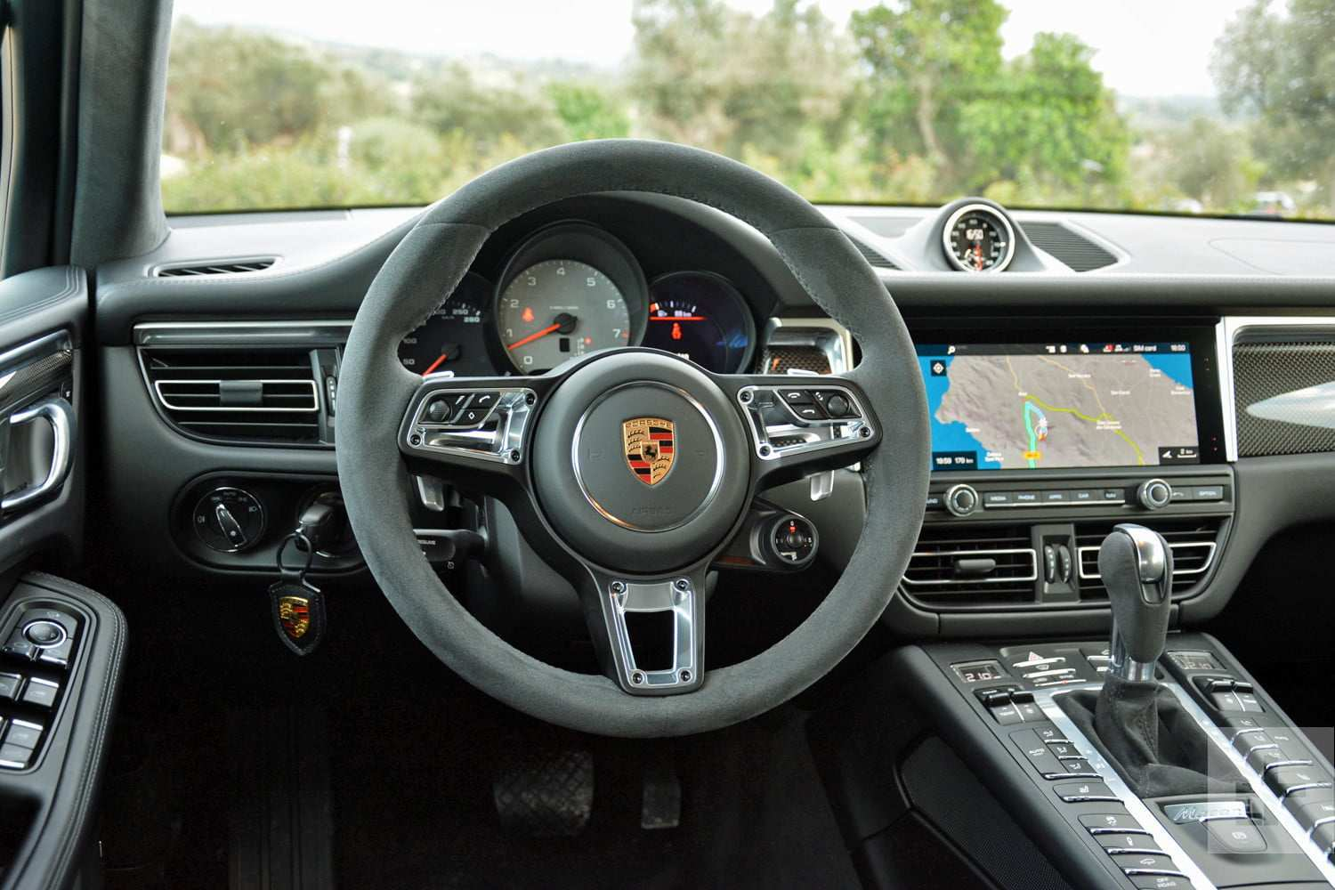 63 New 2019 Porsche Macan Interior New Model And Performance