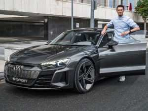 63 New 2020 Audi E Tron Gt Price Specs and Review