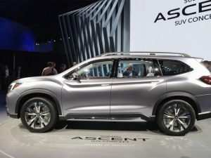 63 New 2020 Subaru Ascent Price and Release date