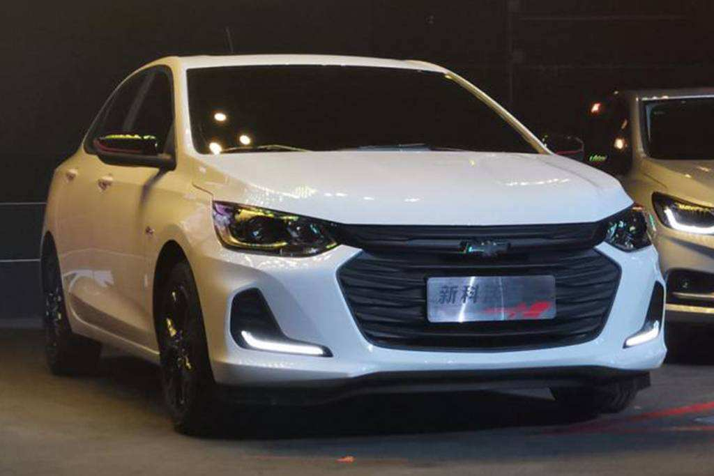 63 New Chevrolet Onix 2020 Review
