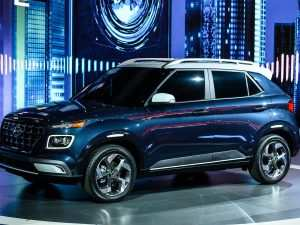 63 New Hyundai Crossover 2020 Spy Shoot