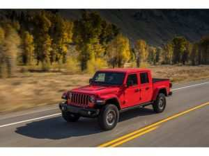 63 New Pictures Of The 2020 Jeep Gladiator Concept and Review