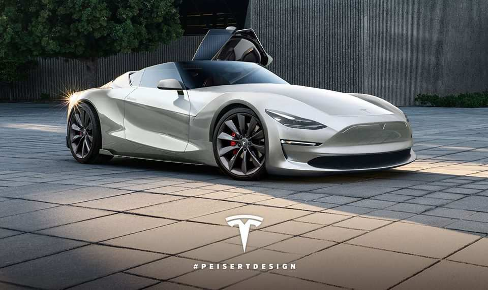 63 New The 2020 Tesla Roadster Concept And Review