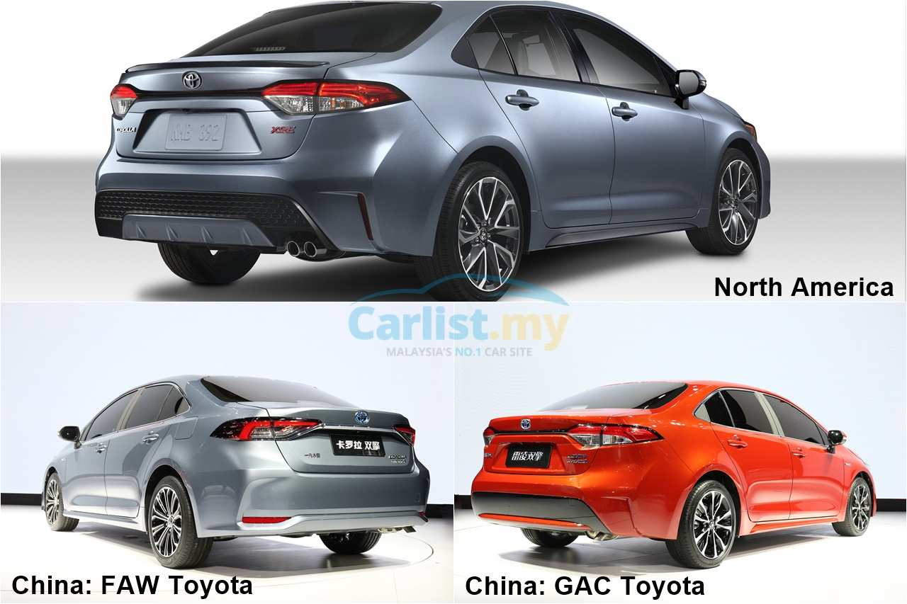 63 New Toyota Altis 2020 Malaysia Price And Review