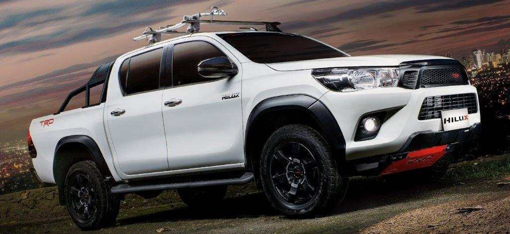 63 New Toyota Hilux 2020 Usa Exterior And Interior