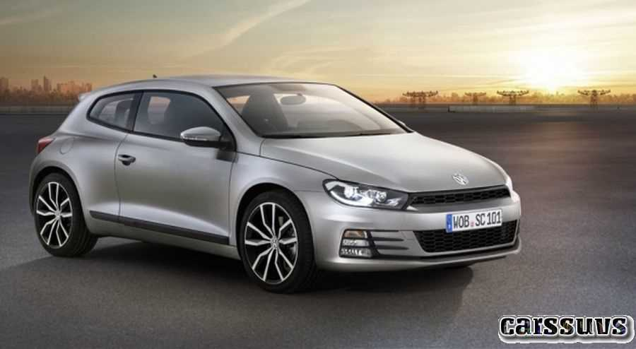 63 New Vw Scirocco 2019 Price Design And Review