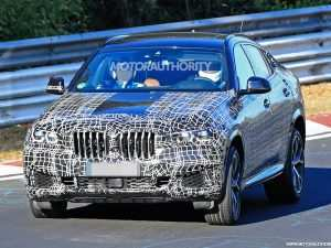 63 New When Will 2020 BMW X6 Be Available Spy Shoot