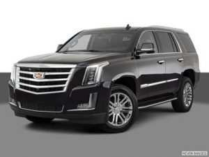 63 The 2019 Cadillac Escalade Price Specs