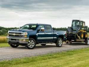 63 The 2019 Chevrolet Hd 2500 Spesification