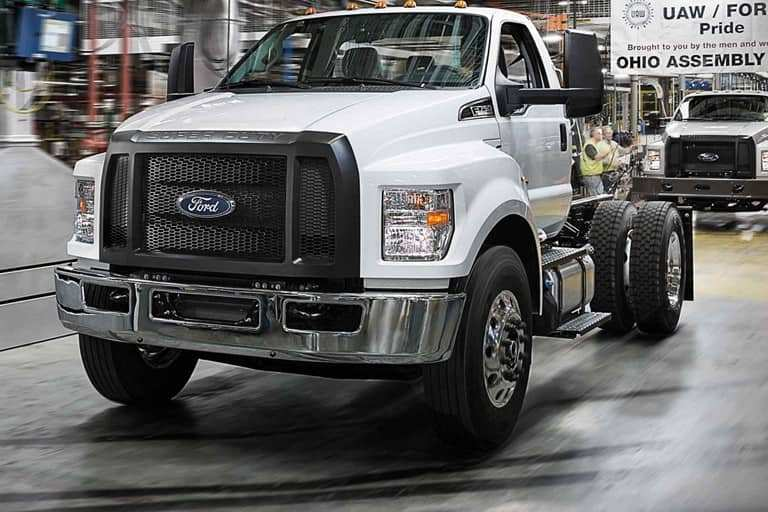 63 The 2019 Ford 650 History