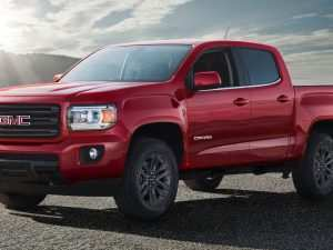 2019 Gmc Elevation Edition