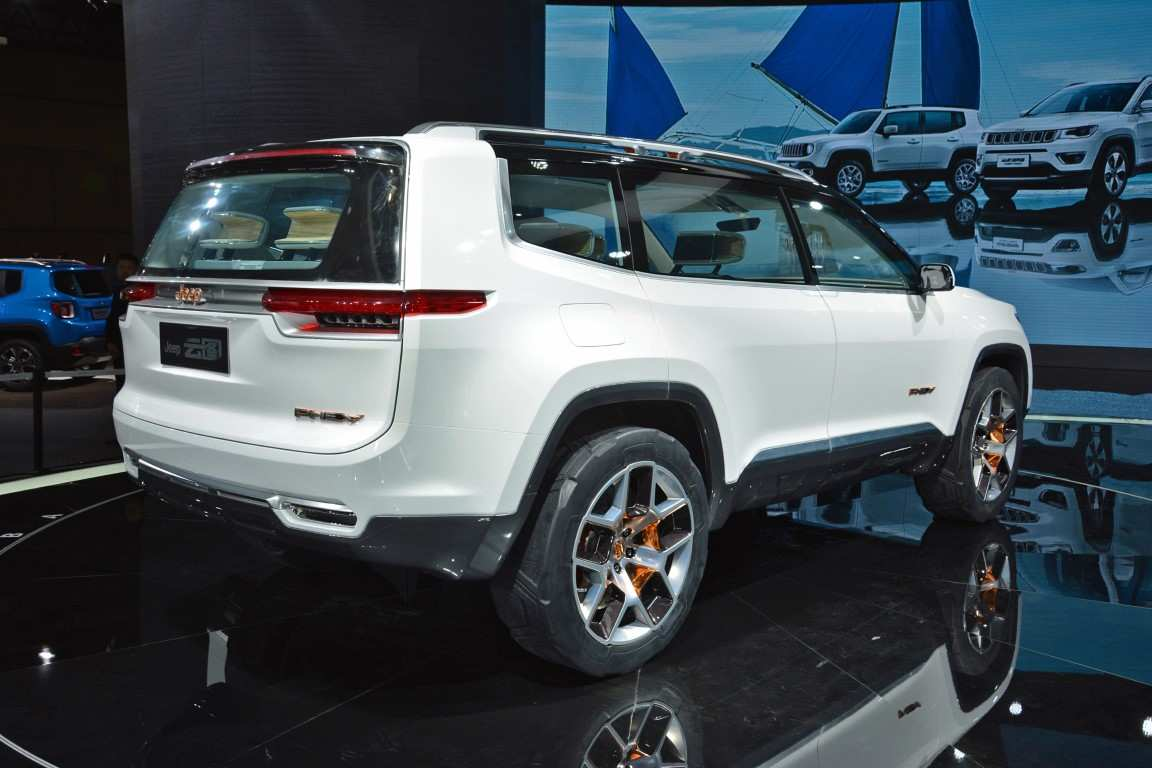 63 The 2019 Jeep Yuntu Model