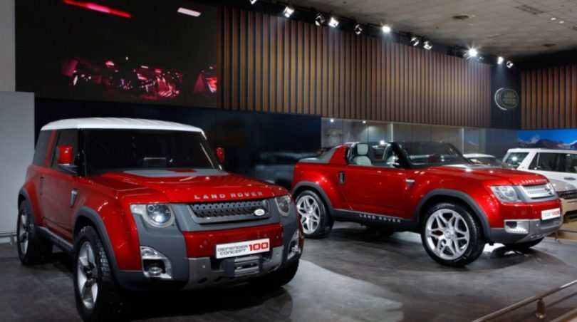 63 The 2019 Land Rover Defender Price Review