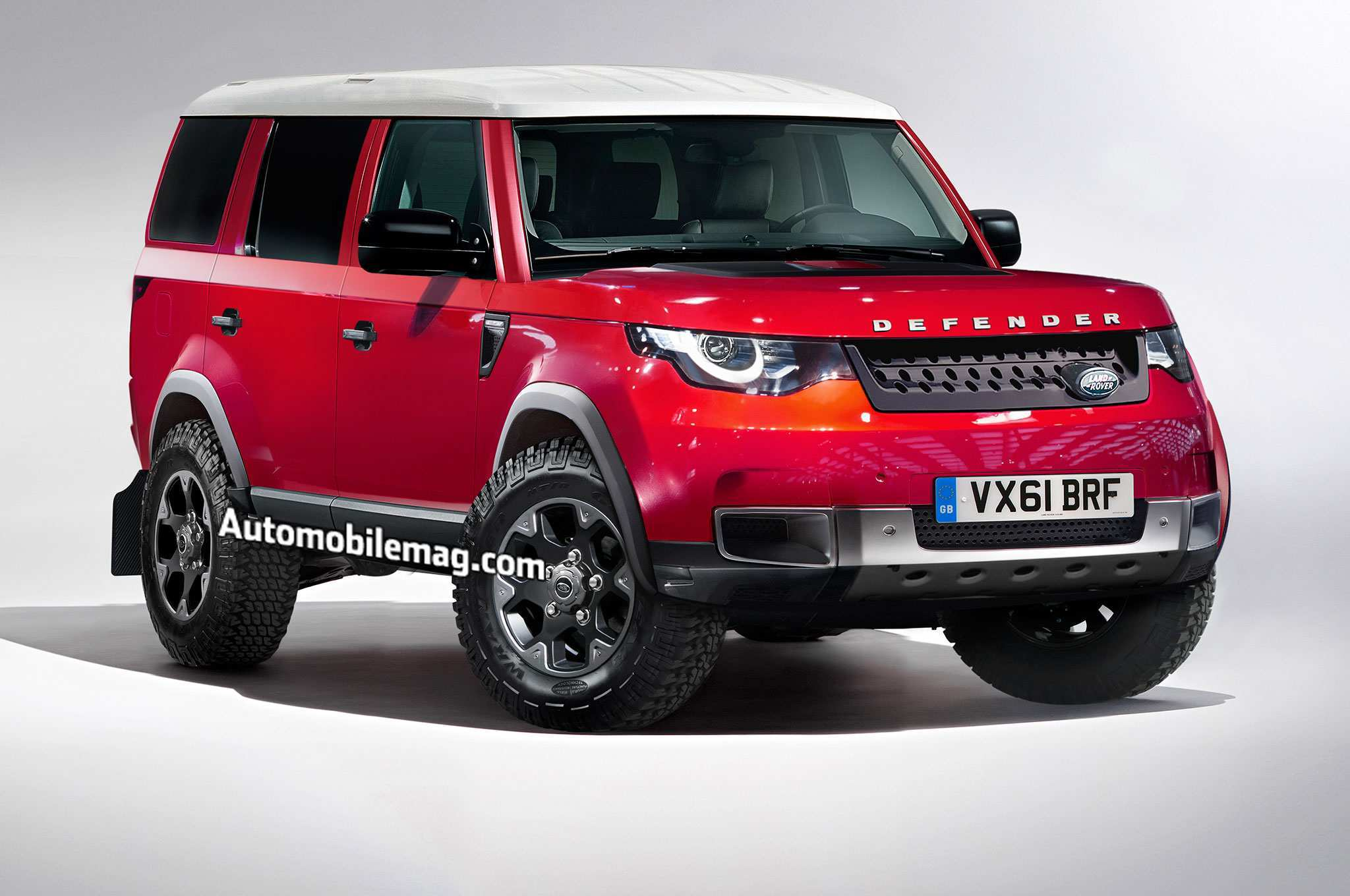 63 The 2019 Land Rover Lineup Redesign