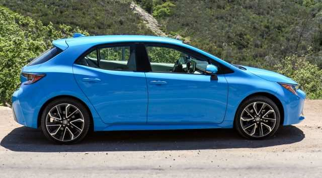63 The 2019 Toyota Corolla Hatchback Review Concept And Review