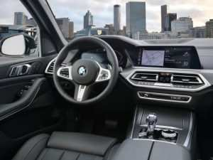 63 The 2020 Bmw X5 Interior Overview