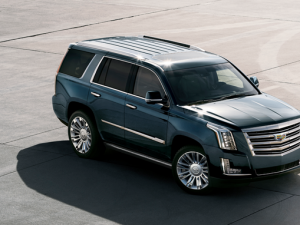 63 The 2020 Cadillac Escalade News New Model and Performance