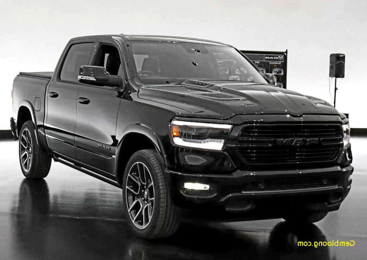 63 The 2020 Dodge Ram Picture