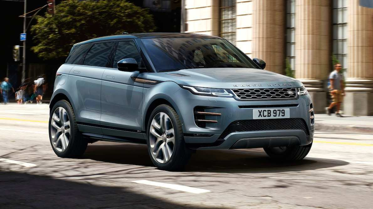 63 The 2020 Land Rover Range Rover Picture