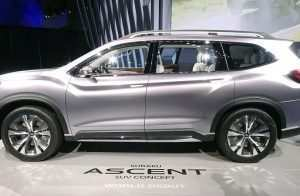 63 The 2020 Subaru Ascent Redesign