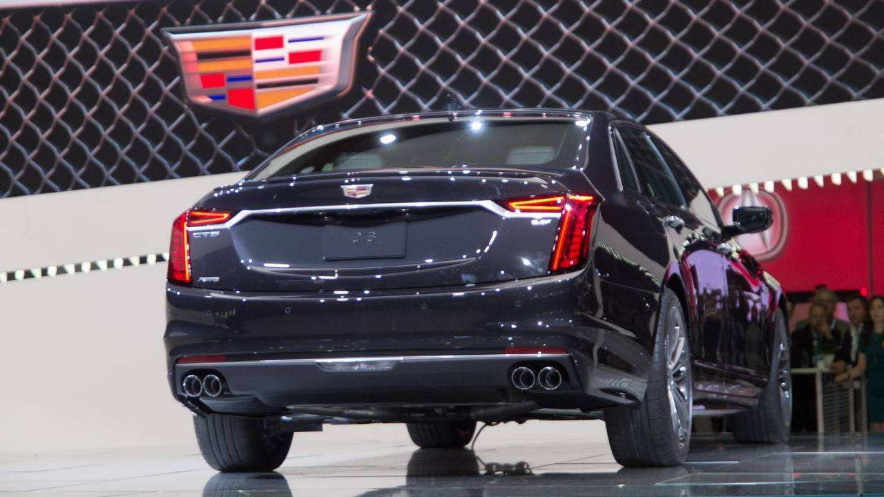63 The Best 2019 Cadillac Twin Turbo V8 Redesign