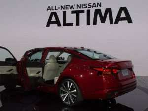 63 The Best 2019 Nissan Altima Platinum Vc Turbo Price and Review