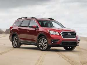 63 The Best 2019 Subaru Ascent Gvwr Style