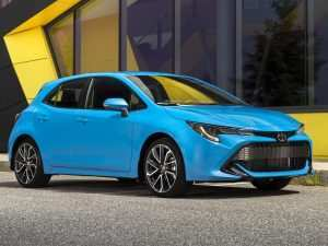 63 The Best 2019 Toyota Corolla Hatchback Price and Release date