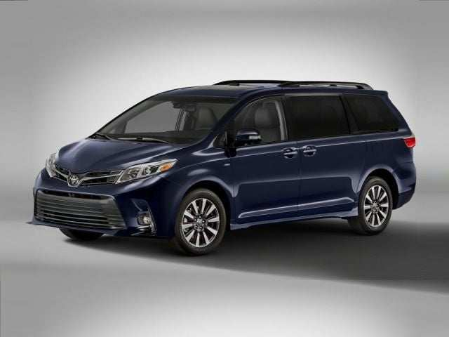 63 The Best 2019 Toyota Sienna Redesign And Review