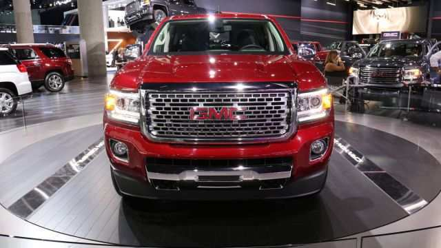 63 The Best 2020 Gmc Canyon Engine