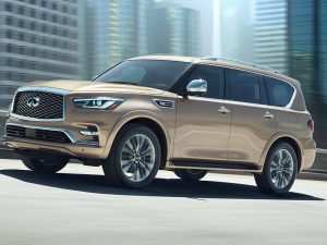 63 The Best 2020 Infiniti Qx80 Limited Spy Shoot