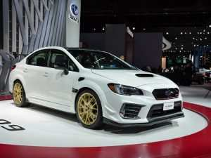 63 The Best 2020 Subaru Impreza Wrx Sti Concept