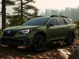 63 The Best 2020 Subaru Outback Price Model