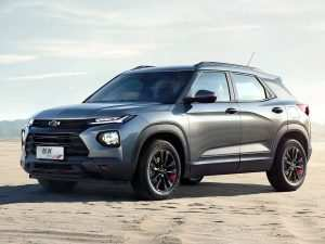 63 The Best All New Chevrolet Trailblazer 2020 Price and Release date